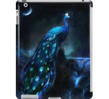 Star's tranquil peacock iPad Case/Skin