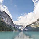 Lake Louise, Banff by aMillionWordsCa