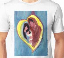 Center of my Heart Unisex T-Shirt