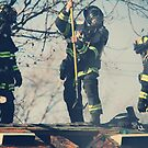 Firemen by Laurie Search