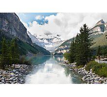 Lake Louise, Banff Photographic Print