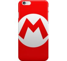 Mario iPhone Case/Skin