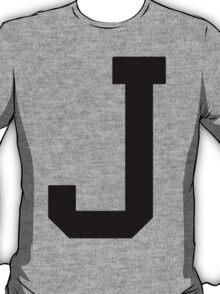 Letterman J T-Shirt