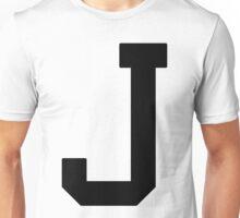 Letterman J Unisex T-Shirt