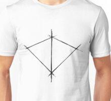 White Shirt - Dirge Vessel Unisex T-Shirt