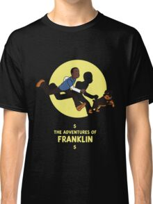 The Adventures Of Franklin Classic T-Shirt