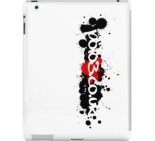 Polo3.co.uk Logo - ink  iPad Case/Skin