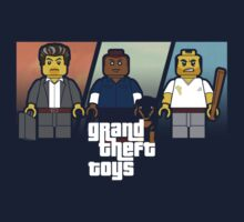 Grand Theft Toys by Faniseto