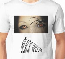 Black Widow T Shirts & Stickers Unisex T-Shirt