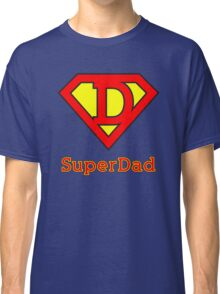 Super dad Classic T-Shirt