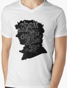 DrunkLock Mens V-Neck T-Shirt