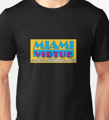 Miami Virtue 2.0 Unisex T-Shirt