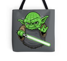 Pocket Jedi Tote Bag