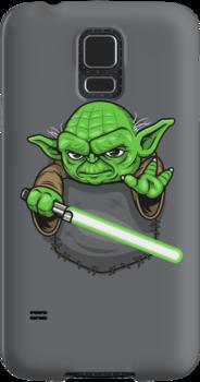 Pocket Jedi by harebrained