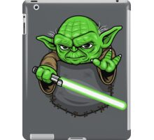 Pocket Jedi iPad Case/Skin