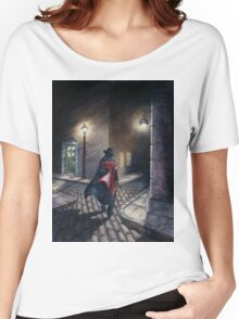 Murder by Gas Lamp Women's Relaxed Fit T-Shirt