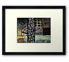 Blocks 3 Framed Print