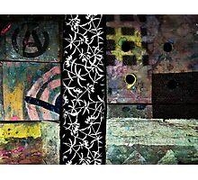 Blocks 3 Photographic Print