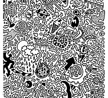 Doodles are a Waste of time by Lydia Fleming