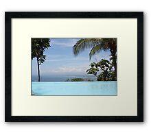 Manuel Antonio Costa Rica Framed Print
