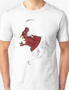 Sir, there appears to be a dragon in your shirt [light ver] Unisex T-Shirt