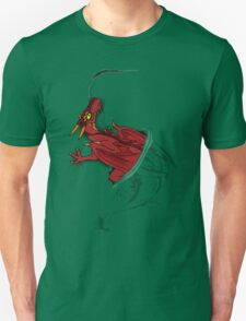 Sir, there appears to be a dragon in your shirt [Dark ver] T-Shirt