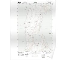 USGS Topo Map  Vermont VT South Hero 20111117 TM Poster