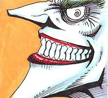 The Joker by William Kenney by WilliamKenney