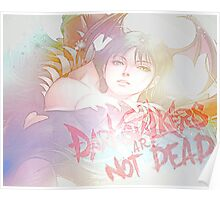 Darkstalkers Are Not DEAD Poster
