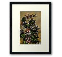 The Ork by William Kenney Framed Print