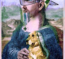 Mona Jesus. by nawroski .