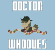 Doctor Whooves - 4th Doctor by sasukex125