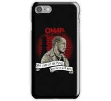 Come At The King iPhone Case/Skin