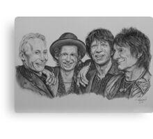 The Stones Canvas Print