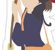 Kiki Comic Art Sticker