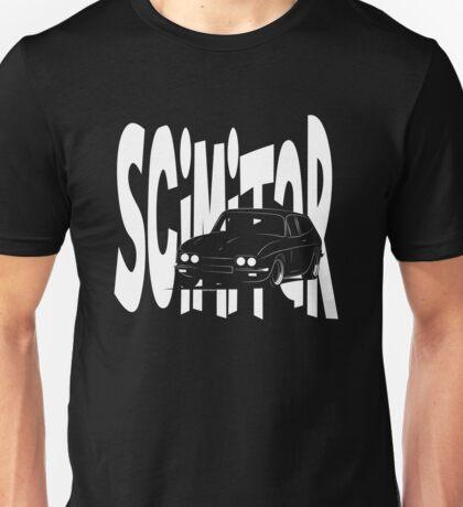 Reliant Scimitar GTE Se5a Unisex T-Shirt