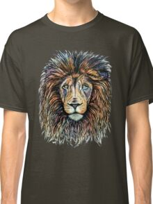 Rainbow Lion Classic T-Shirt