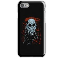 A Scream of Silence iPhone Case/Skin