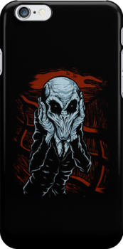 A Scream of Silence by jkilpatrick