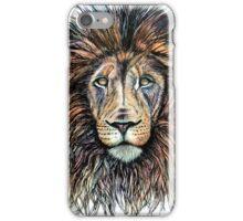 Rainbow Lion iPhone Case/Skin