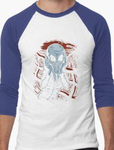 A Scream of Silence Men's Baseball ¾ T-Shirt