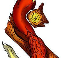 Fox by Blindcoyote