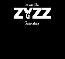 We are the Zyzz generation by LiveToRoll