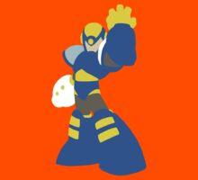 Flashman Minimalism by ParadoxZeroe