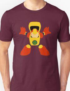 Heat Man Minimalism T-Shirt