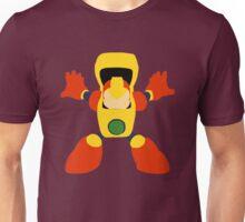 Heat Man Minimalism Unisex T-Shirt