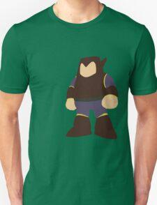 Wood Man Minimalism T-Shirt