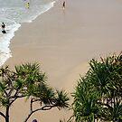 Beach by Karen Eaton