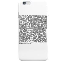 Deep Culture  iPhone Case/Skin