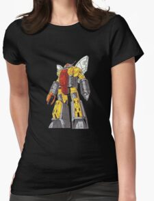 omega supreme  Womens Fitted T-Shirt